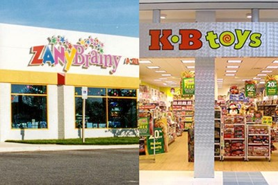 30 Once-Popular Stores That No Longer Exist