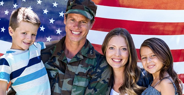 Insurance Benefits for Military and Family