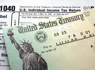 US Individual Tax Return