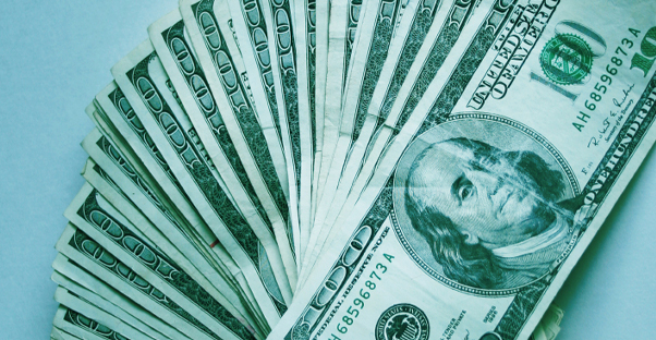 This cash would make a large certificate of deposit