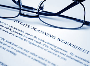 A document to help you start your estate planning