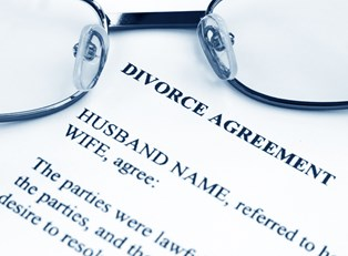 Paperwork to file a divorce