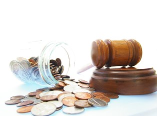 When you get a structured settlement from a court case, you can sell it for quick cash