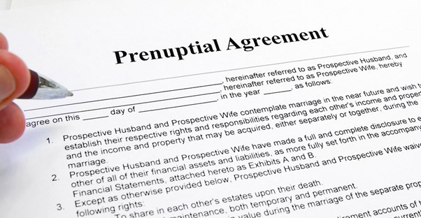 Obtaining a Prenuptial Agreement