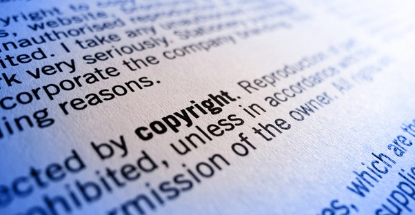 Registering a Work for Copyright