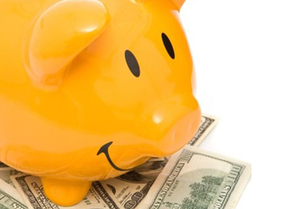Planning your 401k is more secure than using a piggy bank