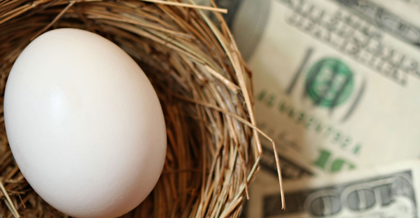 Roth IRAs are retirement nest eggs