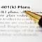 Roth 401k Plans