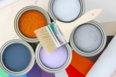 Homeowner is going to DIY a paint job to save money