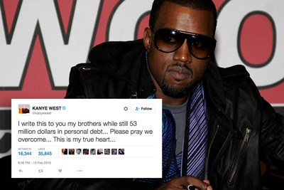 10 Times Rich Celebrities Complained About Not Having Enough Money