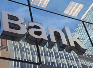 Banks review credit scores before issuing loans