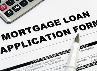 Application for adjustable-rate mortgage loans