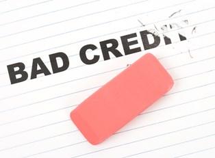 Bad credit eraser