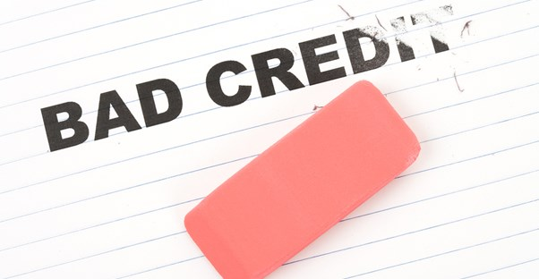 Bad credit eraser