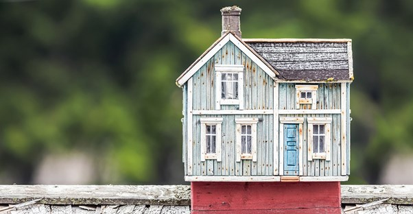 Tiny houses are one kind of alternative living