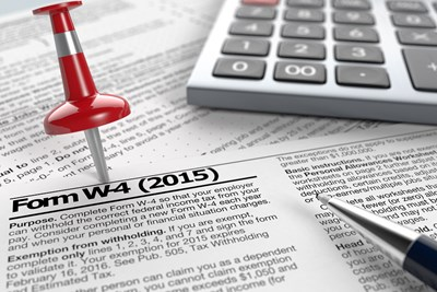 How to Complete a W-4 Form